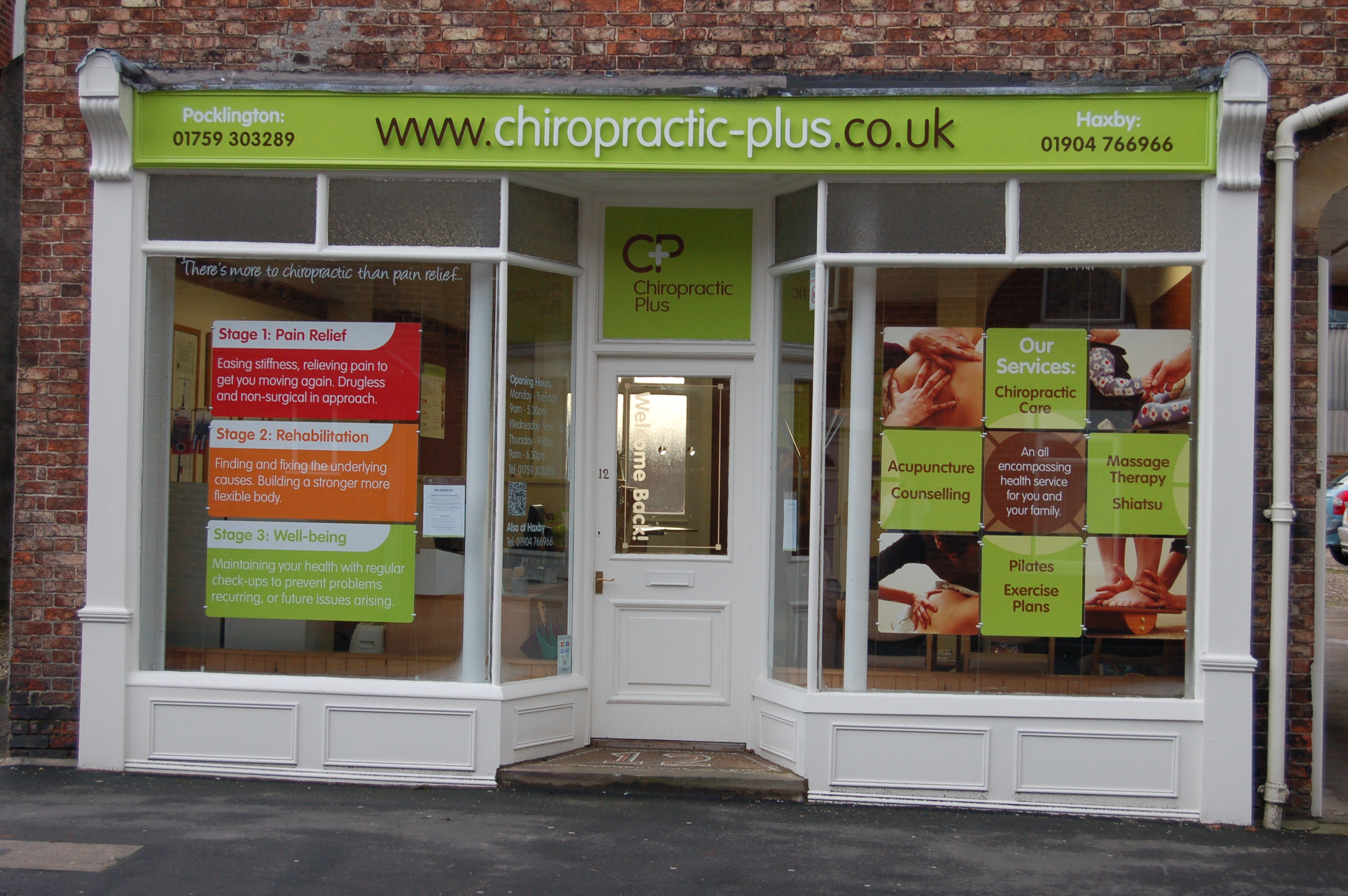 Chiropractic Plus Pocklington